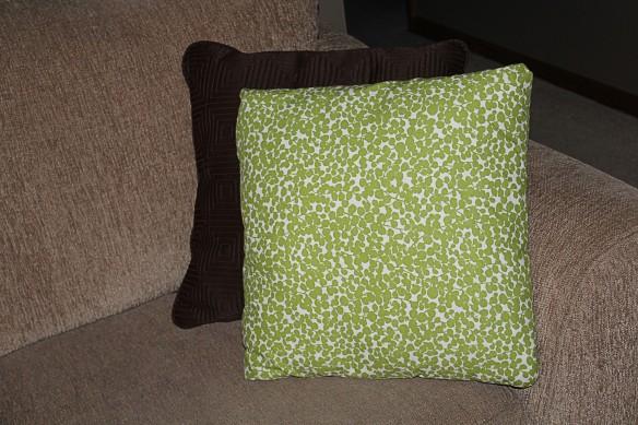 Original throw pillows